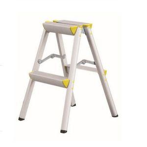 High Quality Aluminium Folding Attic Ladder pictures & photos