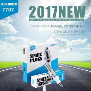 Baudo Bd-7707 New Iridium Spark Plug for Engine Parts Ignition pictures & photos