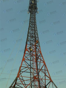 HDG Telecom Mast Steel Tower
