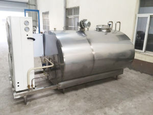 Cooling Milk Tank for Milk Industry pictures & photos