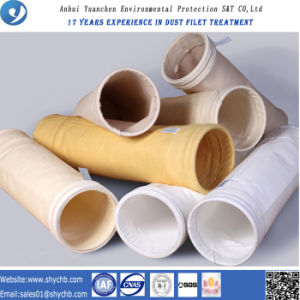 Dust Filter Bag for Bag Filter Housing Used for Dust Collection PPS and P84 Mixture Filter Bag pictures & photos