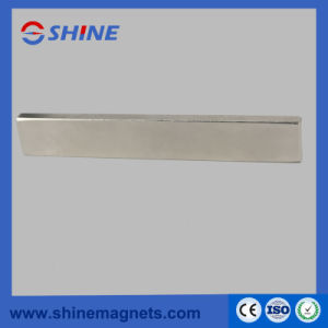N35sh Sintered Permanent NdFeB DC Motor Magnet pictures & photos