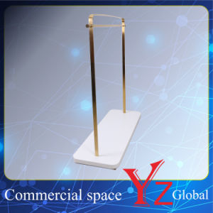 Display Shelf (YZ161805) Display Rack Stainless Steel Display Stand Hanger Rack Exhibition Rack Promotion Rack