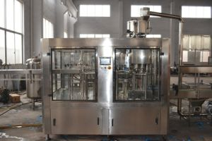 Pure Water Bottle Filling Machine (16-16-6) pictures & photos
