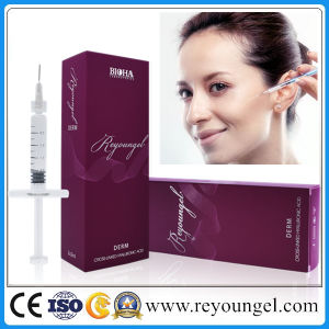 Anti-Aging Hyaluronic Acid Dermal Filler Injectable Facial Derm Filler pictures & photos