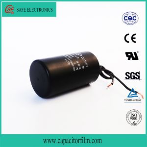 Cbb60 AC Motor Run and Start Metallized Film Capacitor for Washing Machine pictures & photos
