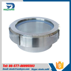 Dn25 Ss304 Ss316L Stainless Steel Sanitary Union Type Sight Glass pictures & photos