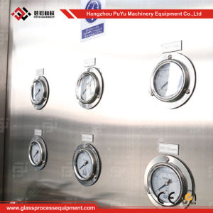 Horizontal Bend Glass Washing Machine for Front/Rear Windshield pictures & photos