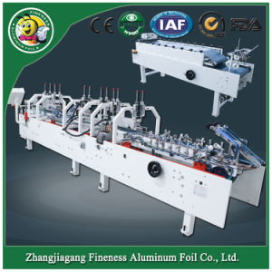 Top Grade Best Sell Folder Gluer Machine Packaging pictures & photos
