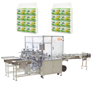 Softpack Tissue Paper Bundling Packing Machine pictures & photos