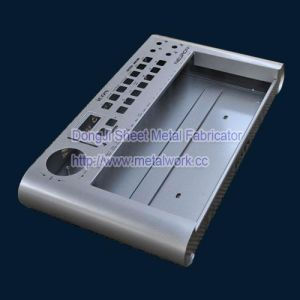 China Sheet Metal Forming/ Precision Metal Forming pictures & photos