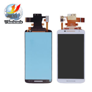 Mobile Phone LCD for Motorola Moto X Play Xt1561 Xt1563 LCD Display Screen Digitizer Touch Frame pictures & photos