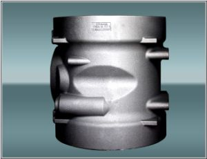 Safety Valve Stop Valve Sand Casting Sand Cast Resin Sand Moldling pictures & photos