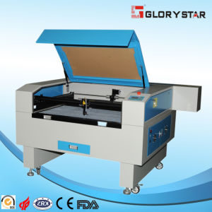 Cheap Professional CO2 Laser Cutting /Engraving Machine with Rotary Device with Ce pictures & photos