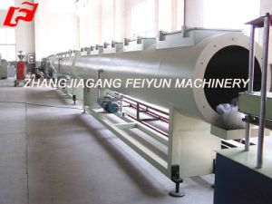 Plastic PE Pipe Extrusion Line/Making Machine pictures & photos