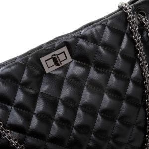 Women Embrodered Handbag Quality Leather Tote Bag Fashion Designer Handbag pictures & photos
