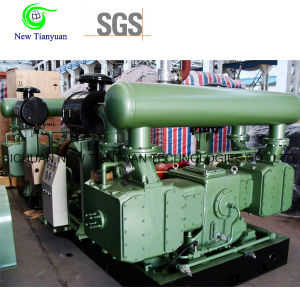 0.05-1.5MPa Pressure Boosting Gas Compressor for Oil Field Industry pictures & photos