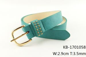 New Fashion Women PU Belt (KB-1701058) pictures & photos