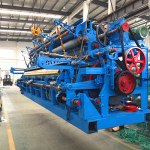 Bigger Spool Toyo Fish Net Machinery (ZRD8.8-620) pictures & photos