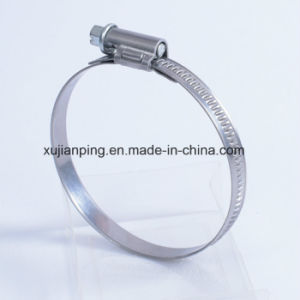 Stainless Steel German Type Hose Clamp pictures & photos