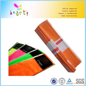 30% Stretch Colored Crepe Paper pictures & photos