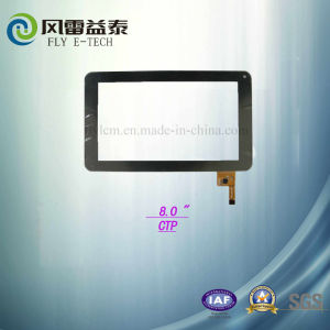 8.0inch CTP Touch Module Touch Panel pictures & photos