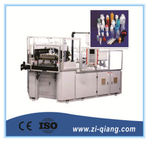 Automatic HDPE Bottles Injection Blow Moulding Machine pictures & photos