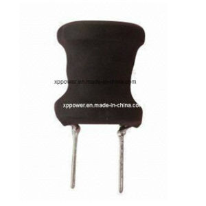 RoHS/Ce Pin Type Drum Power Inductor with Wide Frequency Range and Low Profile Power pictures & photos