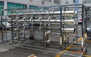 GMP/USP Pharmaceutical Chemicals Stainless Steel RO Water Purification Cj106 pictures & photos