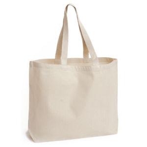 Customized Wholesale Standard Size Cotton Canvas Bag pictures & photos