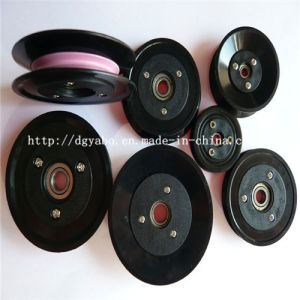 Plastic Flange Ceramic Wire Guide/Winding Machine Guide pictures & photos