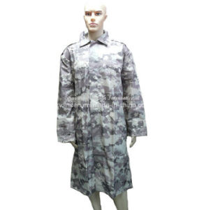 New Design Raincoat with PU Coating pictures & photos