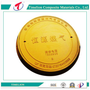 SMC FRP Manhole Cover ISO 9001: 2008 D400 pictures & photos
