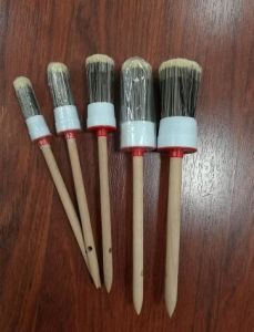 Round Paint Brush for European Market pictures & photos