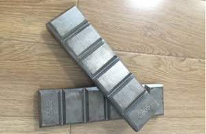 Wear Parts CB65 Chocky Bars Domite Wear Parts pictures & photos