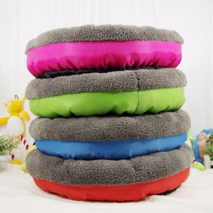Warmly 4 Colors Small Dog Cushion Bed pictures & photos