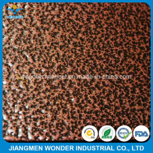 Corrosion Resisting Bronze Gold Vein Hammer Texture Coating Powder pictures & photos