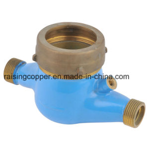 Brass Water Meter Body pictures & photos