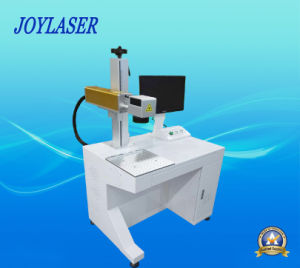 Optical Fiber Laser Marking Machine with Ipg/Jpt Source pictures & photos