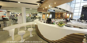 Corian Solid Surface Commericial Bar Counter pictures & photos