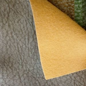 PU Leather PVC Leather Artificial Leather for Shoe, Bag, Sofa pictures & photos