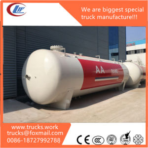 Customized Ss Skid-Mounted LPG Filling Tank Gas Station Manufacturer pictures & photos