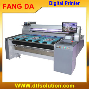 Digital T-Shirt Belt Printer High Speed and Efficiency pictures & photos