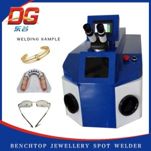 China Best Desktop 200W Jewelry Laser Welding Machine for Gold pictures & photos