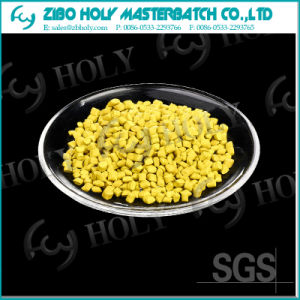Cheap Price Bright Plastic Products Yellow Color Master Batch