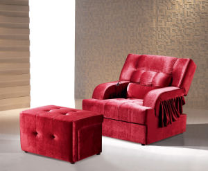Red Hotel Sauna Chair Hotel Furniture pictures & photos