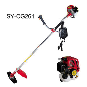 High Quality Gasoline 25cc Manual Brush Cutter pictures & photos