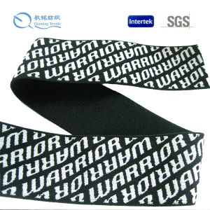 Hot Selling Custom Jacquard Elastic Band pictures & photos