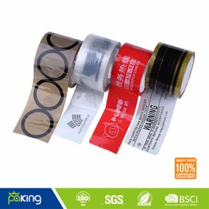 China Factory Supply Printed BOPP Packing Tape with Company Logo pictures & photos