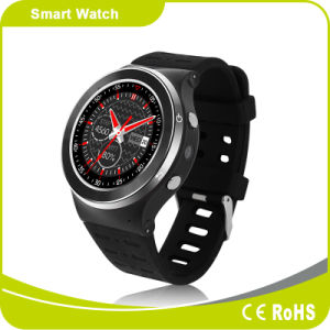 Android Mobile Phone Watch Bluetooth Heart Rate GPS Smart Watch pictures & photos